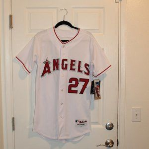 Angels Vintage Jersey NEW with tags Guerrero